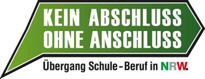 Sekundarschule Rüthen Logo Kein Abschluss ohne Anschluss